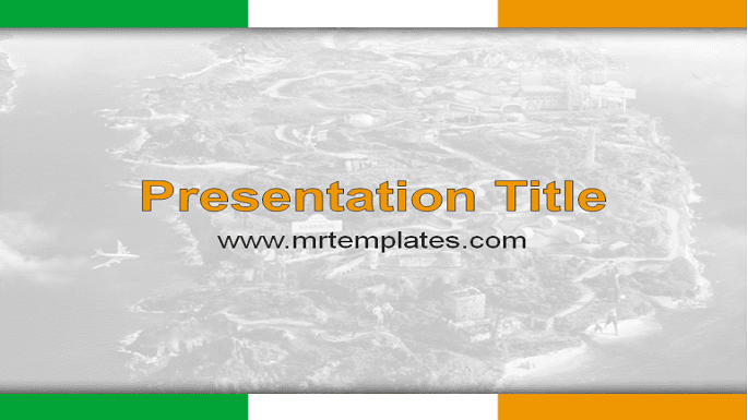 Ireland PowerPoint Template