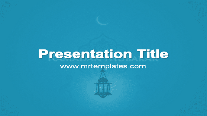 Ramadan PowerPoint Template