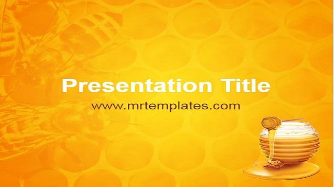 Honey Powerpoint Presentation