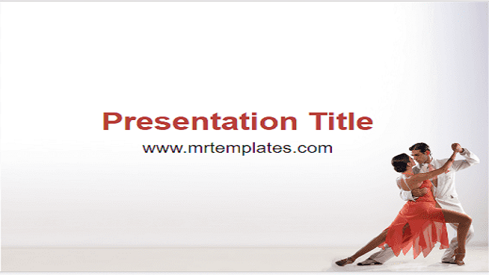 Tango Powerpoint Template