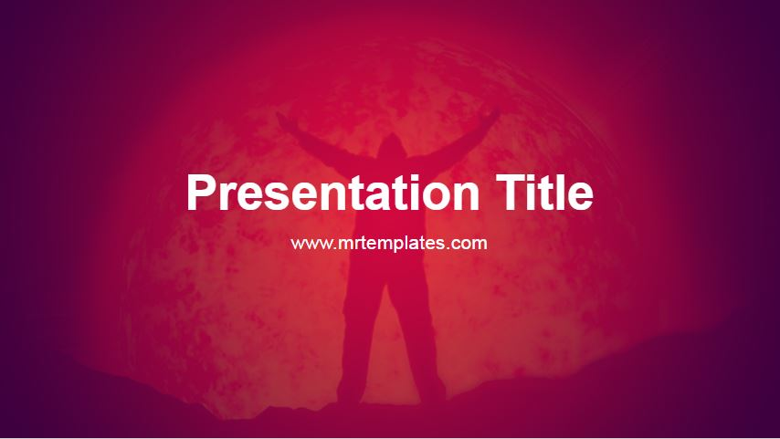 Powerful Powerpoint Template