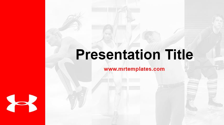 Under Armour Powerpoint Template