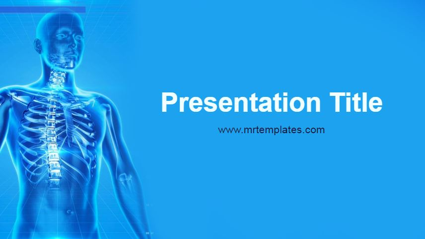 Human Powerpoint Template