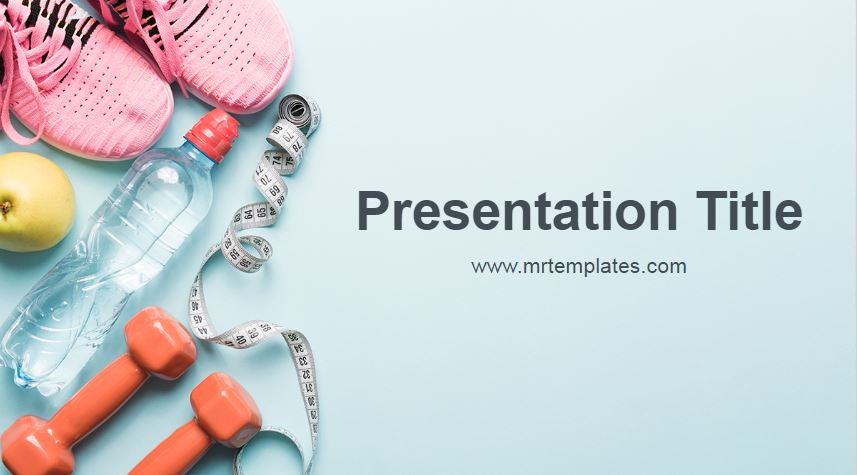 Healthy Powerpoint Template