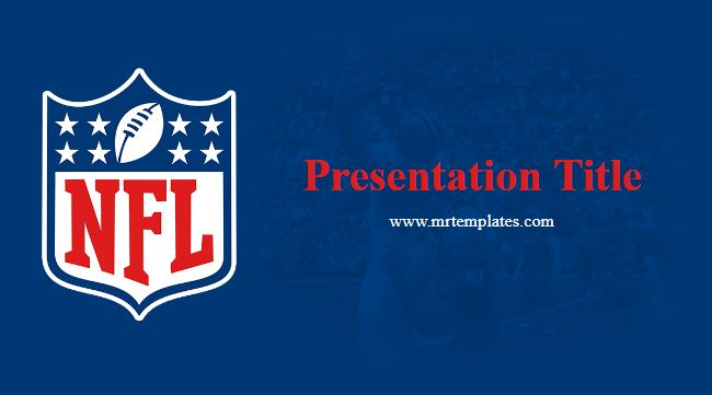 NFL PowerPoint Template