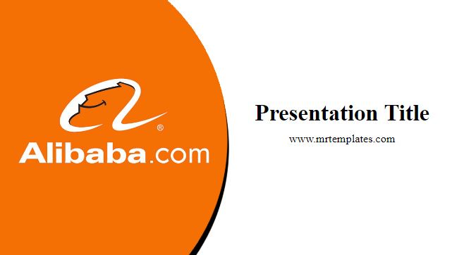 Alibaba Powerpoint Template
