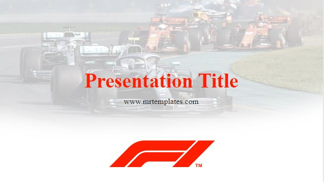 F1 PowerPoint Template