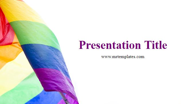 LGBTQ Powerpoint Template