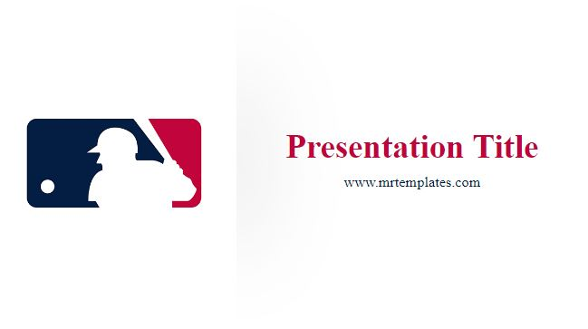 MLB Powerpoint Template