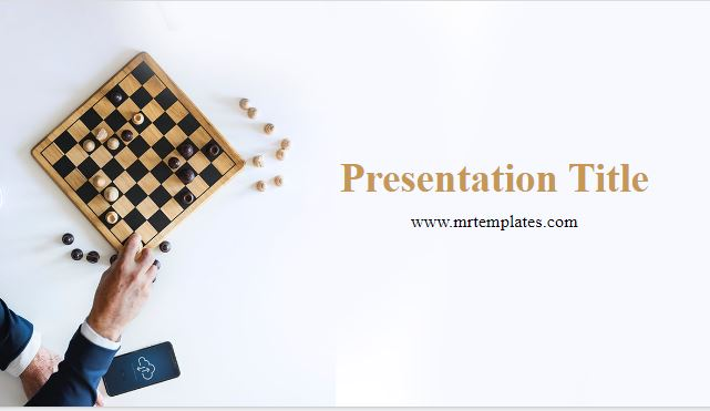 Strategic Decisions Powerpoint Template