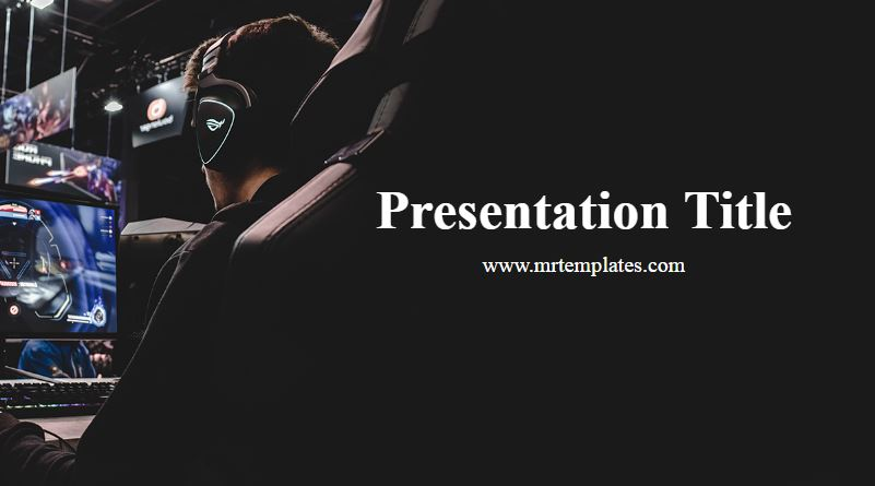 eSports PowerPoint Template
