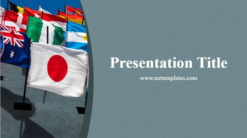 Foreign Policy Powerpoint Template