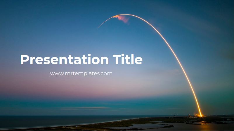 Rocket Science Powerpoint Template