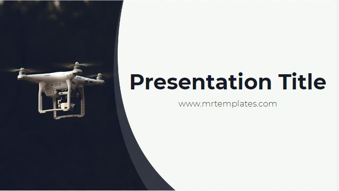 Drone PowerPoint Template