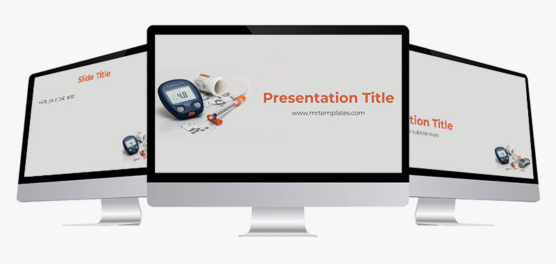 Diabetes Type 2 ppt Template